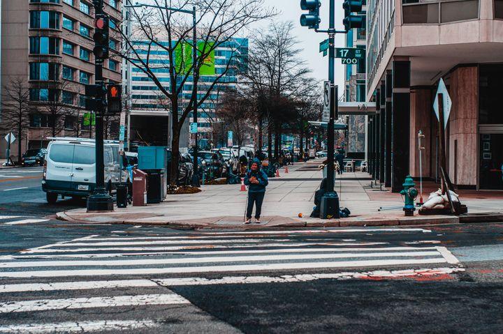 Cross the Street - Chris Griffith