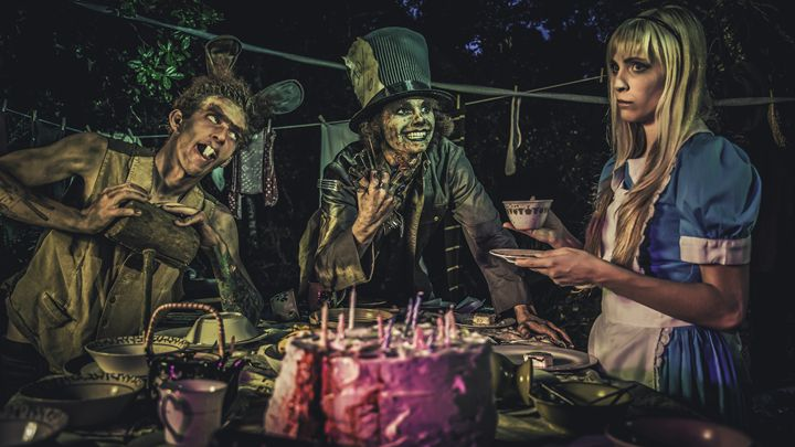 Mad Hatter's Tea Party - East Hollywood Pictures