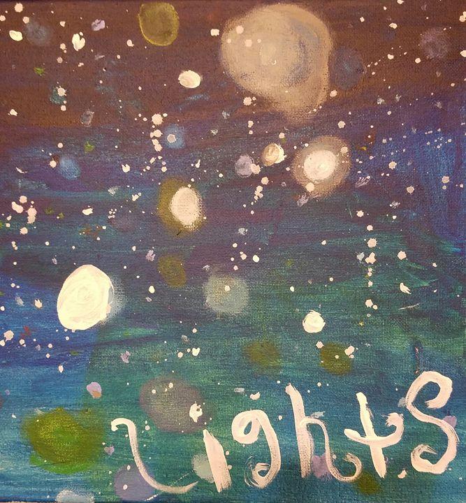 Lights - Sakura