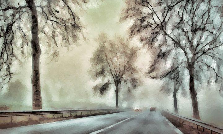 Loire valley. Road 2 - Vladimir Markovsky