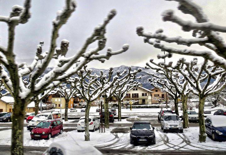 France. Winter - Vladimir Markovsky