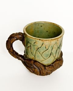 Earth mug 2 - Fine Art Villa