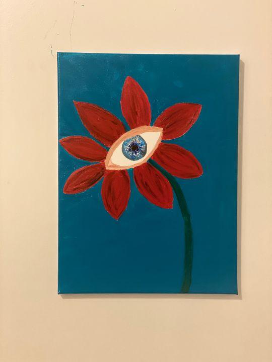 Eye flower -  Nicolessalman