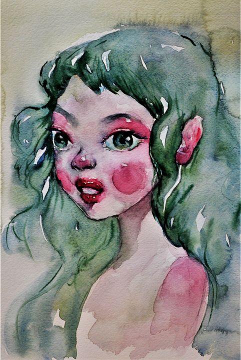 Green Angel - Artmiki