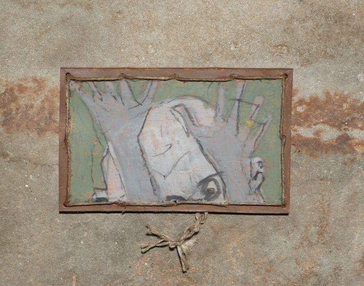 Painting - - Pierre van Kaam - Art in motion