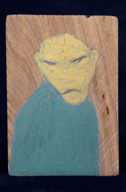 Demon - Pierre van Kaam - Art in motion