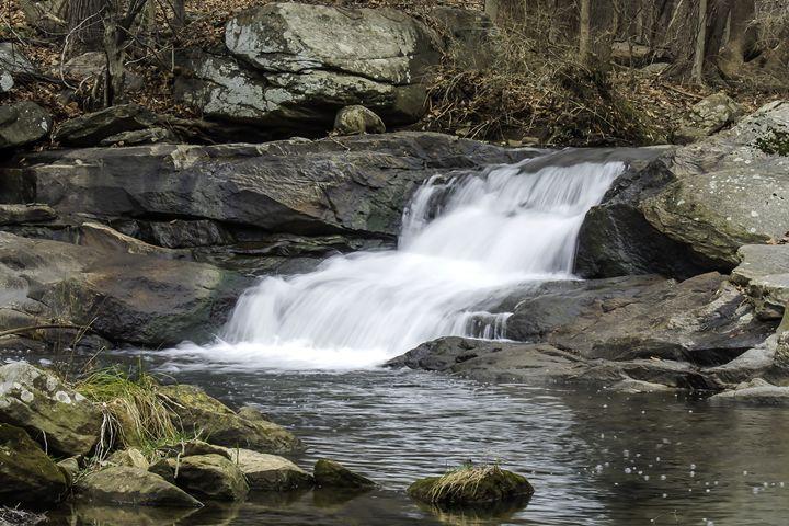 Waterfall - Eric Ogden Photography