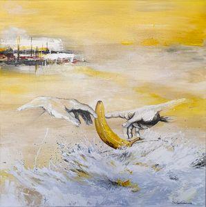 The Creation of Banana