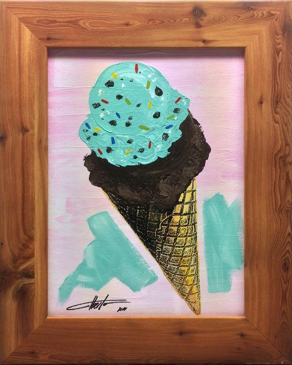 Double Scoop Ice Cream 1.0.0 - NOLAZCO ARTS