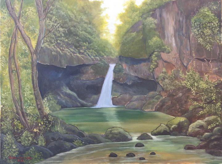 Cascadas Las Golondrinas. - Ruben Marinero
