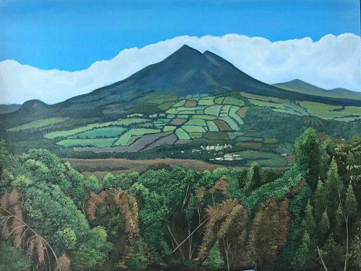 Valle de Jiboa - Ruben Marinero