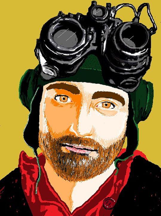Steampunk Hero - Mario Bukna