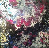 60cm x 60cm Original Painting