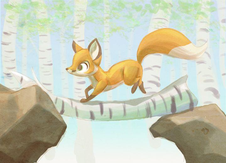 Foxy - Ebyrley