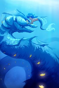 A Mermaid's Best Friend