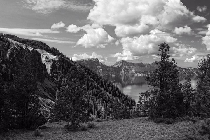 Mountain High Lake - Linda's Fun Shots