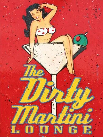 Dirty Martini Lounge - Drizzle Studios