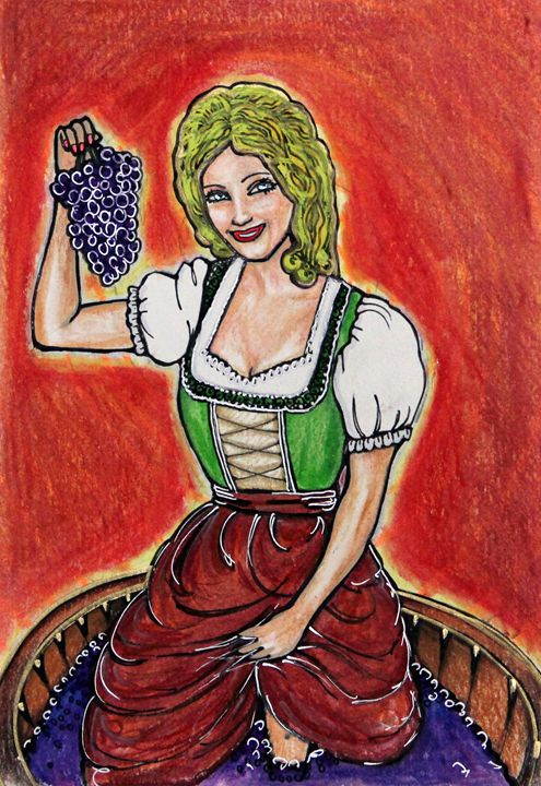 Grapes - Paula_Fridman