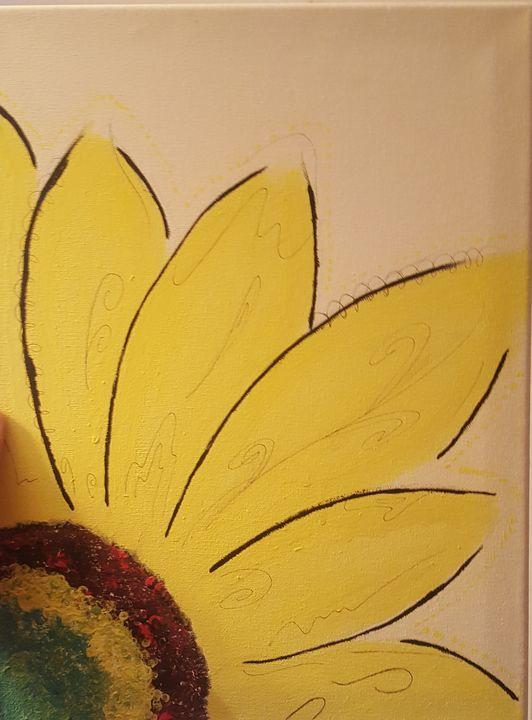 Sunflower - Shivam's Gallery
