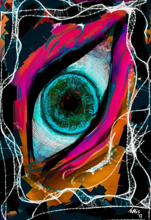 Eye 01 - Paxys