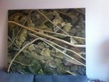 Impressionism hand made on Canvas