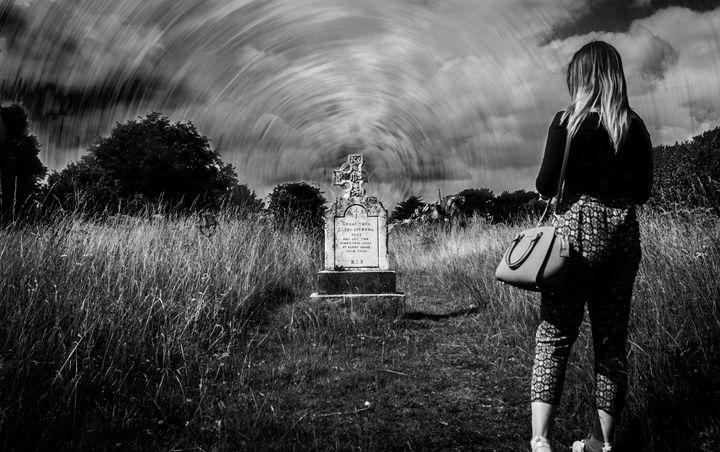 Grave - Fintan Walsh