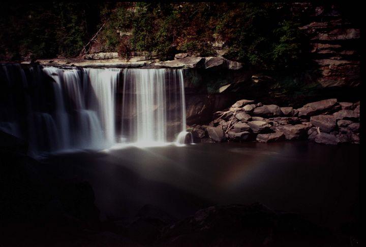 Moonbow at Cumberland Falls KY - ERNReed