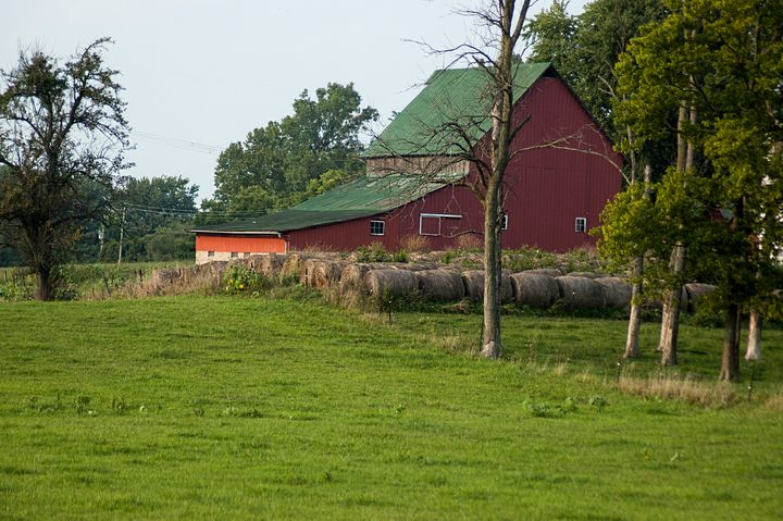 Red Barn - Shyanne Photography