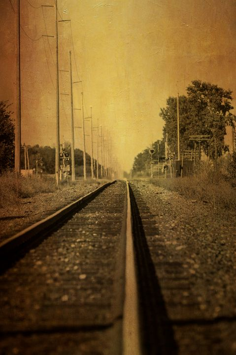 Lonely Tracks - Shyanne Photography