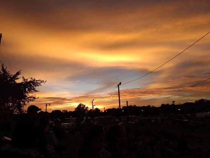 After rain sun set - Shyanne Photography