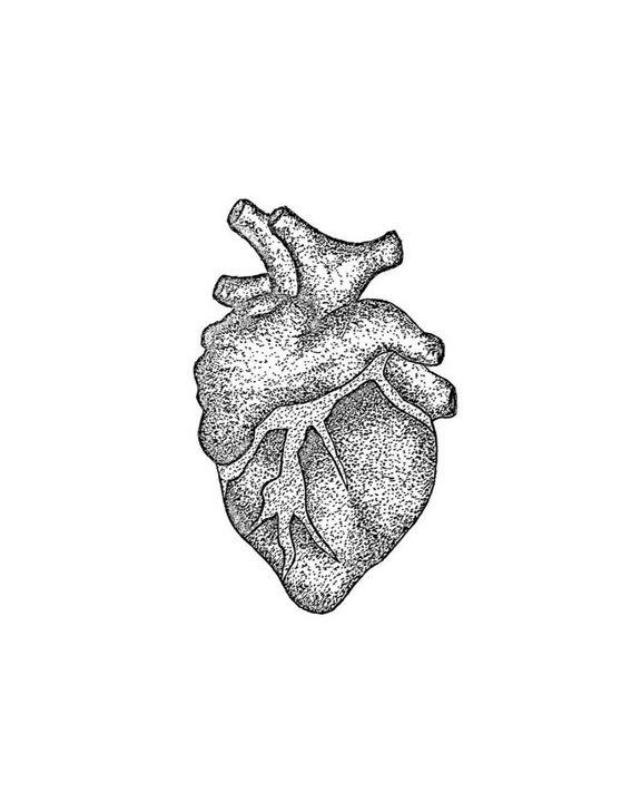 Heart Print - Olivart