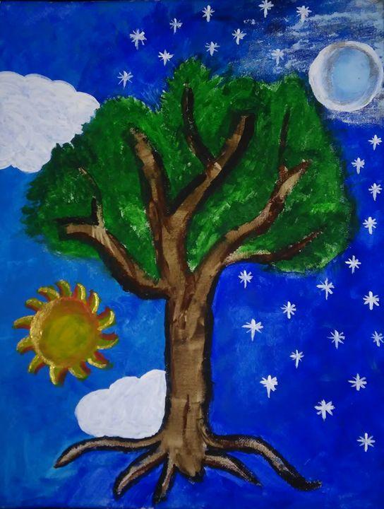 Wisdom Tree - Andrea Lyn