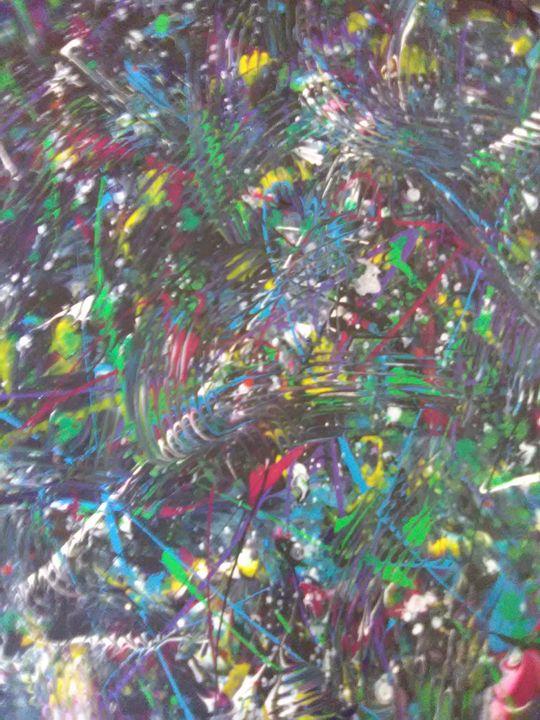 chaotic colours - bendingtime