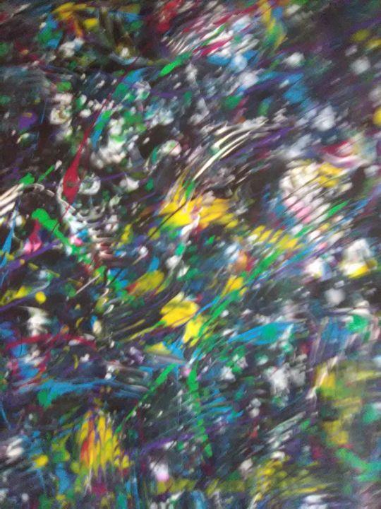 chaotic colours2 - bendingtime