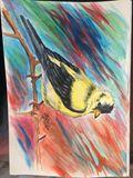 Watercolor Brid