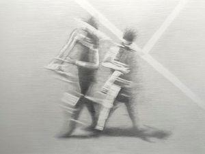 Crossing 24 th - Robert Schmid