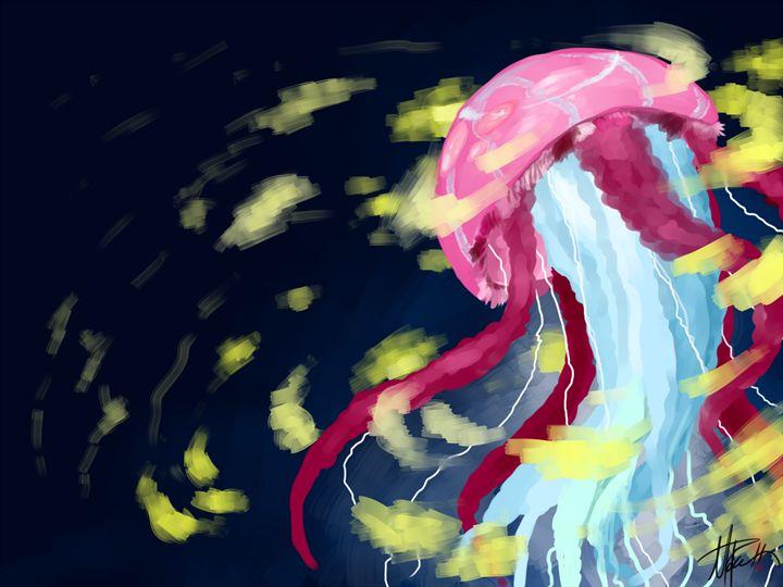 Flashing Jellyfish - Sailor Emilu