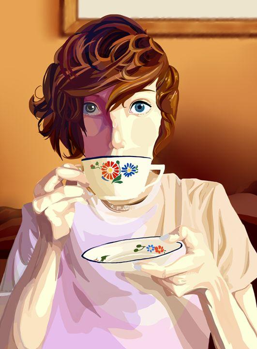 Tea Time - Sailor Emilu