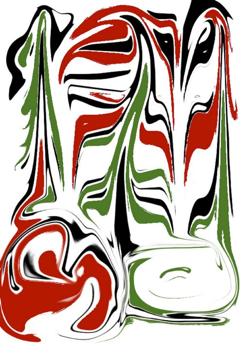 People and faces - Susan Gardner