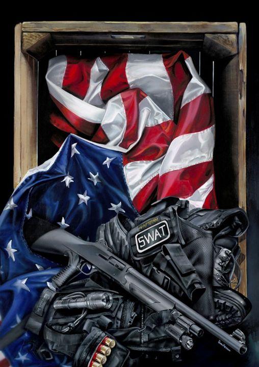 SWAT Prepared for Duty - John Kiernan