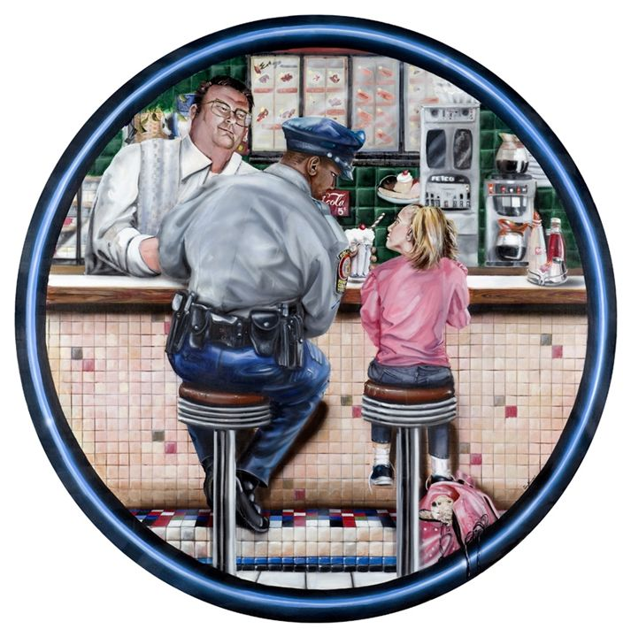 Serve and Protect - John Kiernan