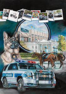 DC on patrol