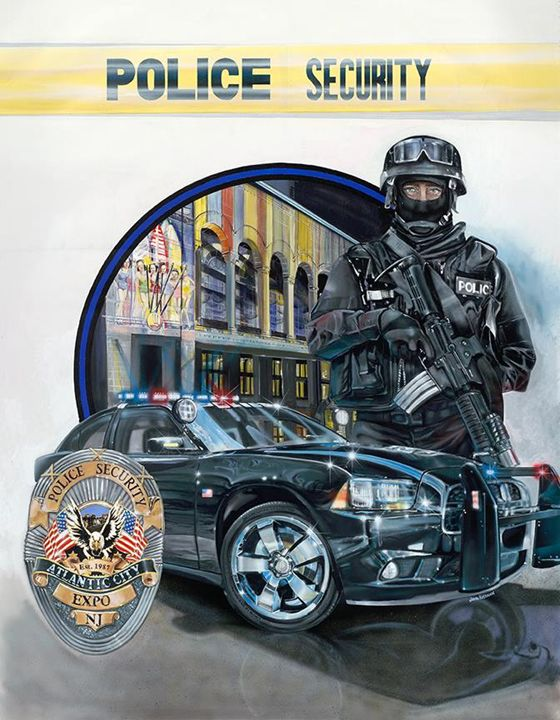 Police Security - John Kiernan