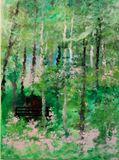 18x24 original acrylic on canvas