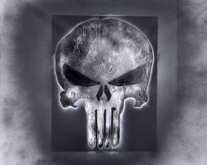Tête de mort - KERONNE