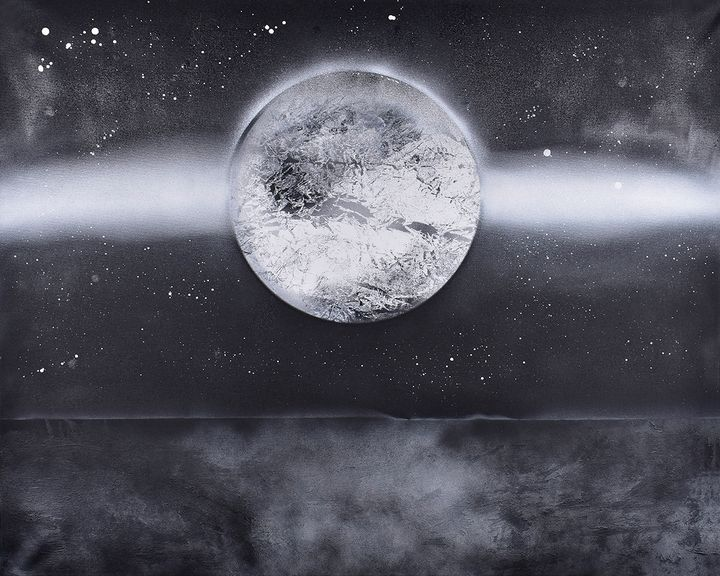 pleine lune - KERONNE