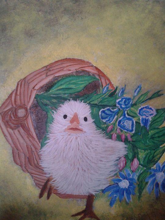 Baby bird - Shykti