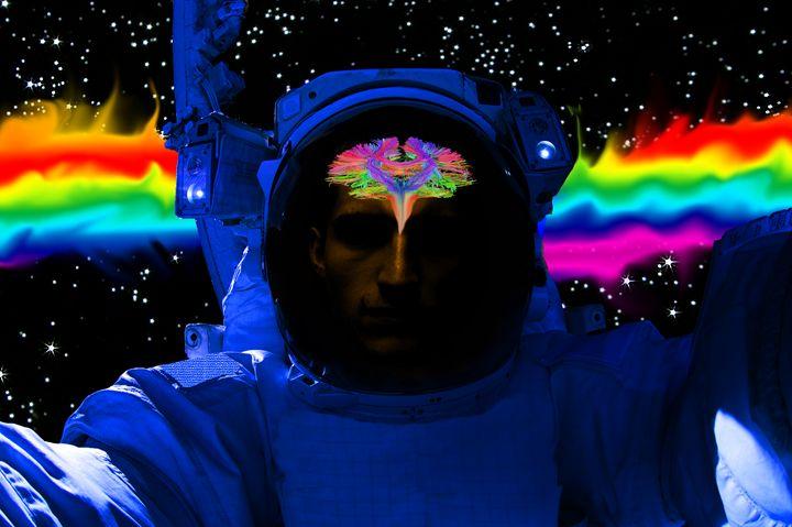 Alien Astronaut - NICO