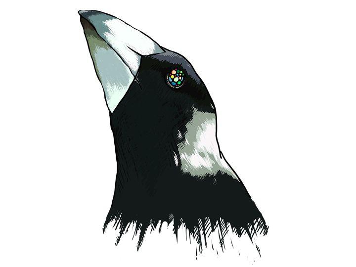 Jewel Bird - Robert Chapman Artworks