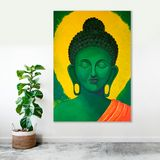 ''Budha'' Acrylic on canvas
